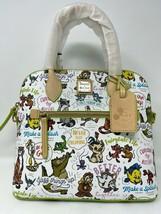 Disney Dooney & and Bourke Sidekicks Satchel Bag Purse Annual Passholder... - $371.24