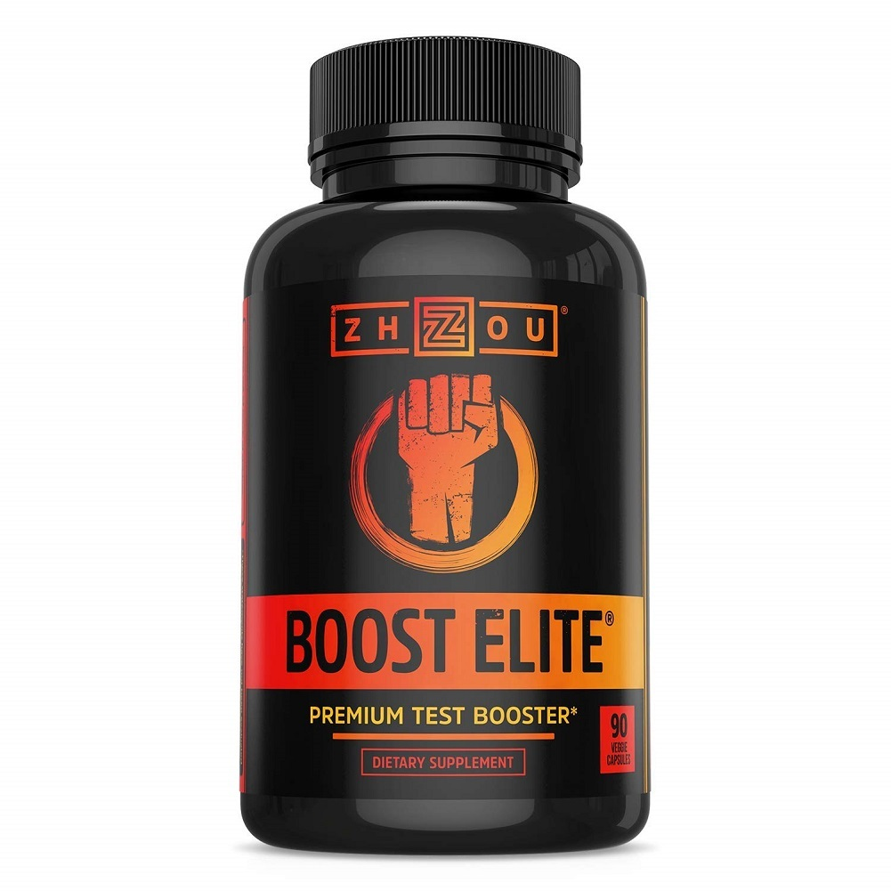 Boost Elite Test Booster Formulated to Increase T-Levels & Energy 90Caps  - $135.77