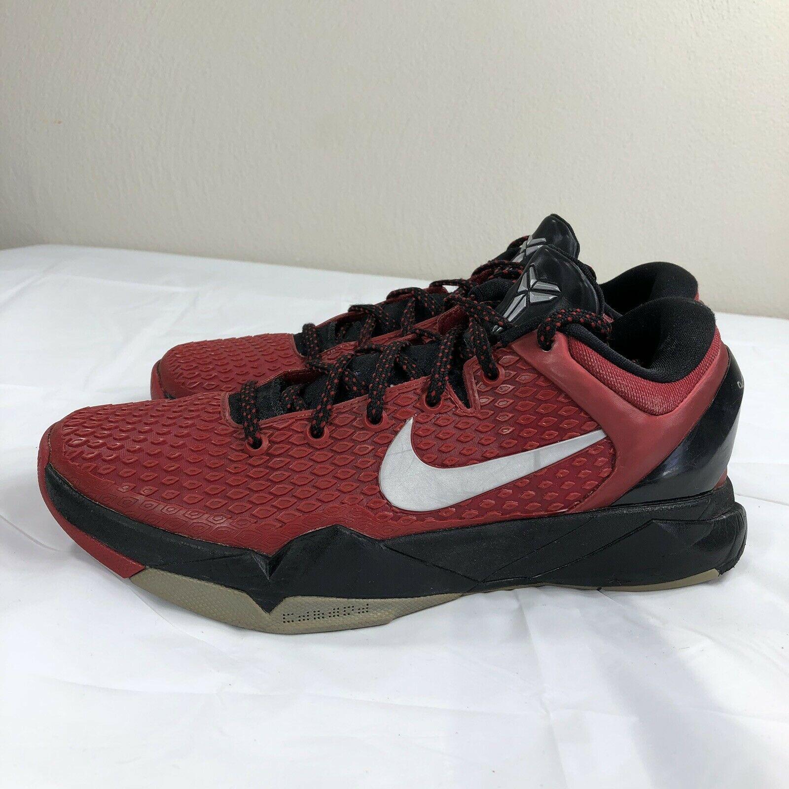 size 40 6353c e44a1 Nike Kobe VII 7 Red Black Men s 7.5 Mamba and 50 similar items