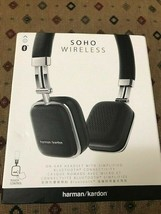 Harman Kardon SOHO BT Wireless Bluetooth Headphones-Brand New-Sealed