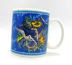 Hilo Hattie HAWAIIAN Humpback Whale 2002 Coffee Cup Mug Store of Hawaii ... - $8.90