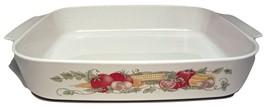 "Corning  Garden Harvest Roaster Lasagna Pan A-21-8-N - 14 ¾""  - $49.49"