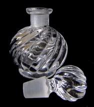 VINTAGE Czech Perfume - Scent Bottle~Authentic~Signed~Mint Condition~Sig... - $199.99