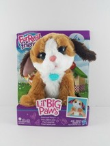 NEW FurReal Friends Lil' Big Paws Pizza Lovin Petey the Dog Interactive Toy - $27.99
