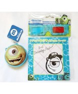 Monsters University 3D Drawing Pad and Tin Clip-On Container - $9.79