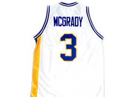 Tracy McGrady #3 Auburndale High School Men Basketball Jersey White Any Size image 2