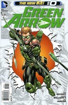 Green Arrow (5th Series) #0 VF/NM; DC | save on shipping - details inside - $14.99