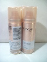 Lot Of 2 New Nexxus Dry Shampoo Refreshing Mist Travel Size Unscented - $8.77