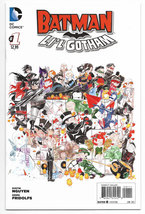 Batman: Li'l Gotham # 1 2013 DC Comics (NM) - $2.99