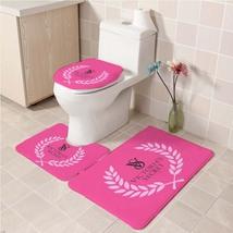 Hot Victoria's_Secret232 Toilet Set Anti Slip Good For Decoration Your Bathroom  - $20.09