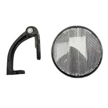 Sunlite Front Bicycle Reflector-Round-White - $5.95