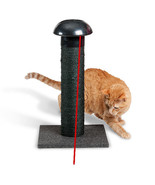 Penn Plax Cat Scratching Post and Laser Toy – 360-Degree Laser Light and... - £35.88 GBP
