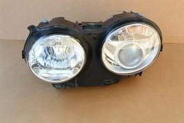 04-07 Jaguar XJ8 XJR VDP Headlight Lamp HID Xenon Driver Left LH - POLISHED image 2