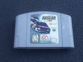 NASCAR 99 Nintendo 64 1998 - $7.70