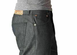 Levi's 501 Men's Original Fit Straight Leg Jeans Button Fly 501-0987 image 3