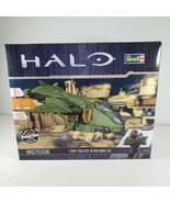 REVELL 1767 HALO UNSC PELICAN BUILD & PLAY SNAP-TITE MODEL KIT w/LIGHTS ... - $33.10