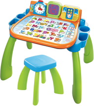 VTech Touch and Learn Activity Desk (Frustration Free Packaging), Green - $79.72