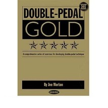Double Pedal Gold Book / CD [Sheet music] - $27.45
