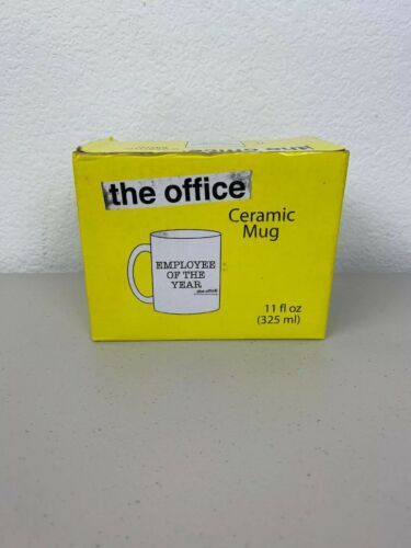 Employee Of The Year The Office Coffee Mug Cup NBC Michael Scott image 4