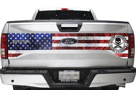 Ford F-150 Truck Bed Tailgate Graphic Sticker Decal F150 2015-2017 AMEND... - $69.26