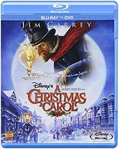 Disney's A Christmas Carol (Blu-ray/DVD, 2010, 2-Disc Set)