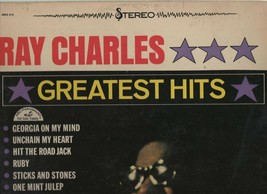 Ray Charles Greatest Hits - ABCS 415 - ABC Paramount - 1961 image 1
