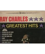 Ray Charles Greatest Hits - ABCS 415 - ABC Paramount - 1961 - $2.70