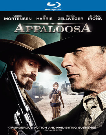 Appaloosa (Blu-Ray/Dc)