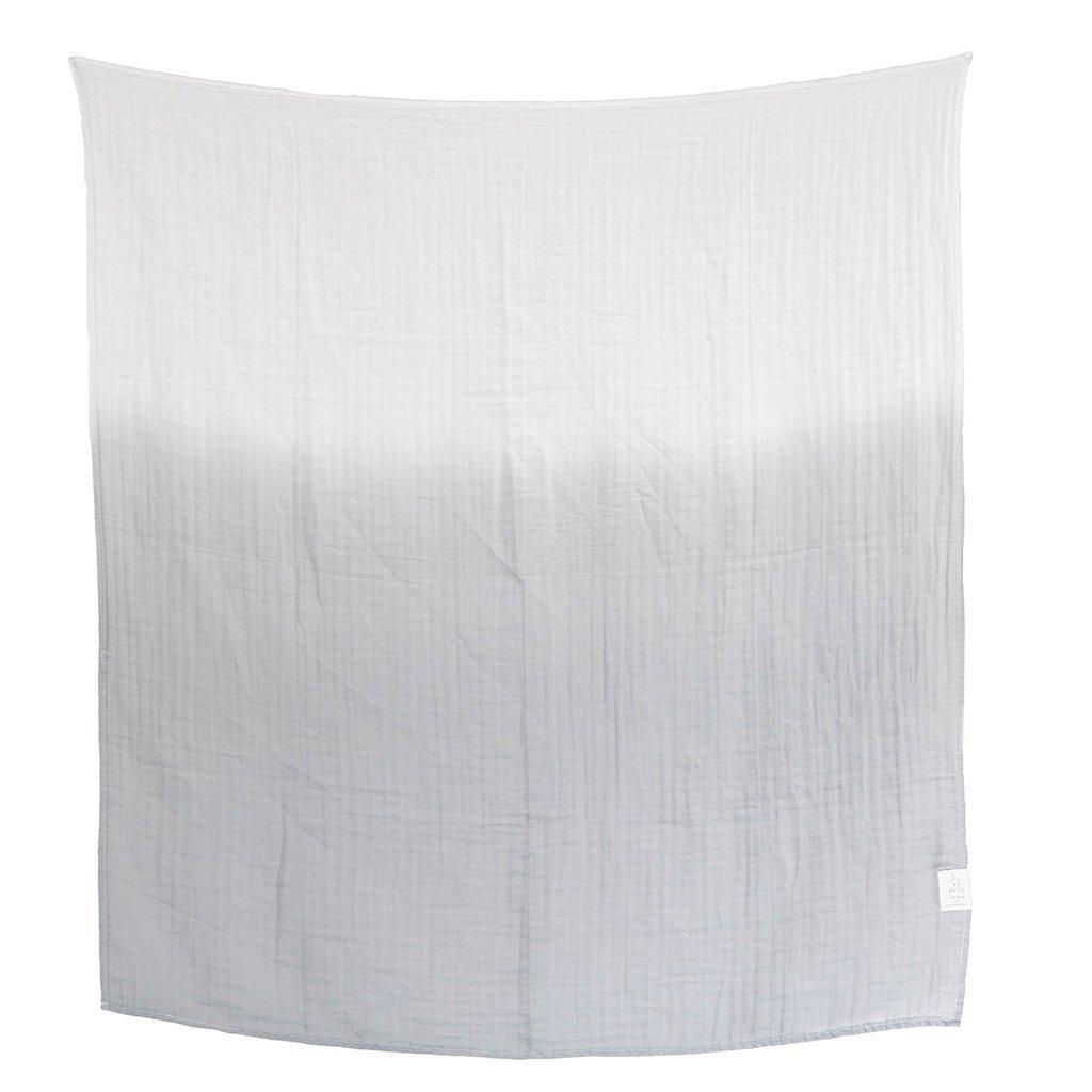 Grey Stone Organic Swaddle Blanket