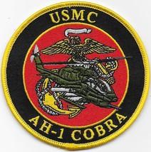 USMC AH-1 Cobra Helicopter Patch - $11.87
