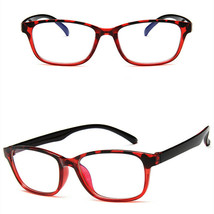 New Fashion Nerd Style Clear Lens Glasses Frame Retro Casual Daily Eyewear image 1