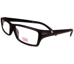 FILA FO 004 Black 003 Men Eyeglasses Frames Eyewear - $59.99