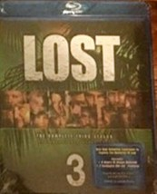 Lost Season 3 (Blu-ray) NEW / SEALED *Damaged Cases, Read Description*  - $8.50