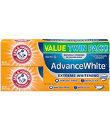 Arm and Hammer Advance White Extreme Whitening with Stain Defense, Fresh... - $19.99