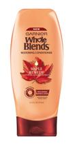 Garnier Whole Blends Restoring Conditioner, Maple Remedy, 12.5 Fl. Oz. Hair - $7.95
