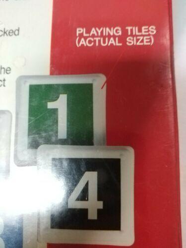 RUMI-K Board Game - Senior Series 1989 - 100% Complete New In Box image 5