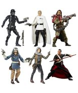 Star Wars The Black Series 6-Inch Action Figure... - $126.90