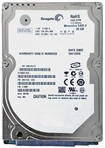 ST980817AS Seagate 80GB 5400RPM SATA 1.5 Gbps 2.5 inch Hard Drive