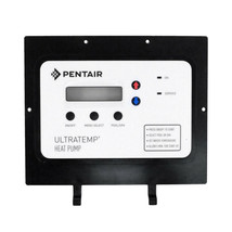 Pentair 473693 Control Board Bezel with Label for Thermalflo Heat Pumps - $125.73