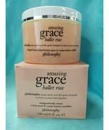 Philosophy AMAZING GRACE BALLET ROSE Whipped Body Creme Cream Lotion 8 o... - $16.92