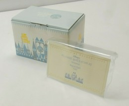 WDCC Disney It's a Small World Magical Flight Arabia, Box and COA Only - $15.00