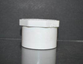 "2"" Spigot X 1-1/2"" FIP White PVC SCH 40 Reducing Bushing Charlotte USA 4... - $1.99"