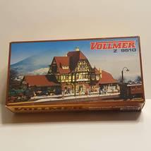 Vollmer Z 9510 Bahnhof Neuffen Spur Z (Z261). Highland station. Gare Neu... - $29.50