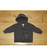 Roots Boy Jacket 6-12m Dark Grey - $8.79