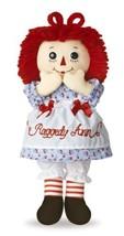 """Aurora World Raggedy Ann Classic Doll 12"""" - $14.34"""