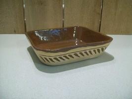 Vintage Amnion Provencal California Pottery Casserole Dish Guy Stefan Romano  - $49.00