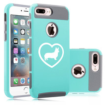 For Apple iPhone Protective Shockproof Impact Soft Hard Case Cover Corgi... - £11.41 GBP
