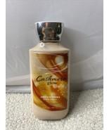 Bath and Body Works CASHMERE GLOW Body Lotion 8 fl oz /236mL * NEW * She... - $14.99