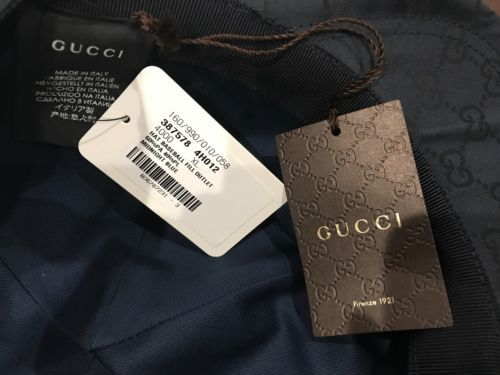 dbe2e510202 NWT GUCCI 387578 GG Guccissima Web Stripe and 50 similar items