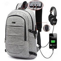 Waterproof Travel Backpack Business Laptop Backpack With USB For Men And... - $1.003,47 MXN